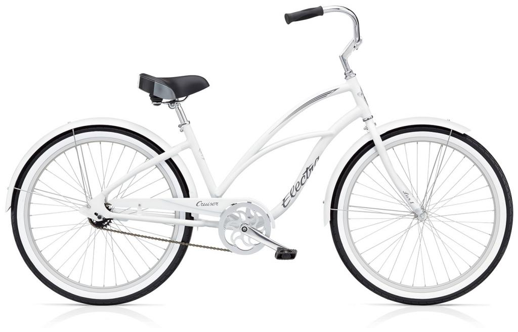 CRUISER LUX1 Ladies' White   Single-Speed