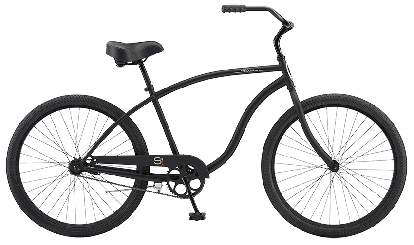 S1 CRUISER (MEN'S) Black